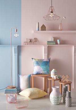 Nordic Pastel Vignette